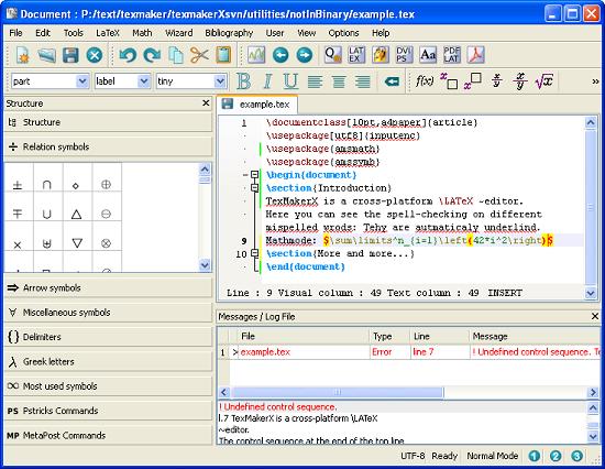 TeXstudio: Editor LaTeX para Windows e Linux - Palpite Digital