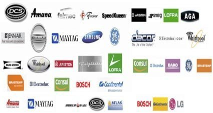 Marcas de eletrodomésticos