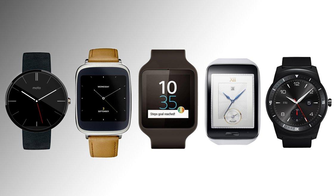 de81b258eab O que dá pra fazer com os relógios inteligentes  Smart watches!