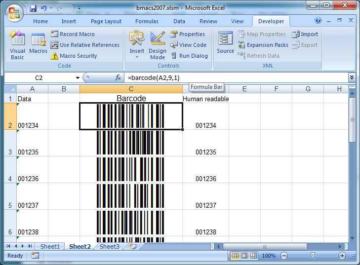 Código de barras no Excel: como fazer? - Palpite Digital