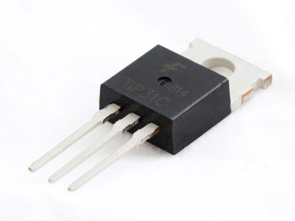 Função de um transistor